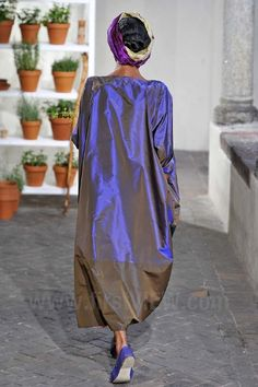 Daniela Gregis / S/S 2013 Love the Shen and drape