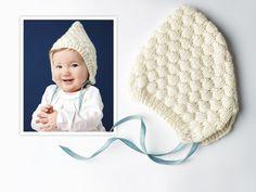Näillä ohjeilla neulot Vauva 11/14 -lehden kannen villamyssyn.
