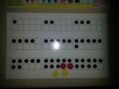 Handy Ten Frame Placemat with Number Sense Routines - Math Coach's Corner