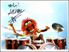 El mejor baterista de todos los tiempos, irrepetible.