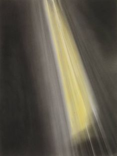 Beautiful pastel drawing by Ed Rushca. Capturing a beam of light, reminiscent of old cinematic projectors. No mean feat. Especially capturing that feeling of light/dust/excitement. Artistic Photography, Art Photography, Modern Art, Contemporary Art, Palais Galliera, Religion, Pastel Drawing, Dark Backgrounds, Op Art
