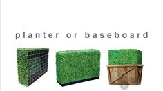 HedgeScapes offers customized in size & shape Artificial #Boxwood #Hedges. Check out the video for more information.