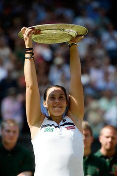 Marion Bartoli Final Match of the Wimbledon Tennis Championships July 6-2013 #WTA #Bartoli #Wimbledon
