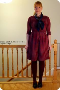 ab5c4cfb7a9 My Superfluities Boden LouLou Dress Clearance Sale