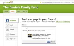 Personal Online Fundraising Websites that Work!