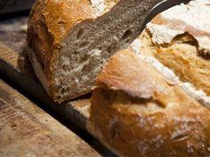 Rustic Wheat, Date & Walnut Bread Recipe Low Sugar Recipes, Bread Recipes, Croissants, Walnut Bread Recipe, Muffins, Lab, Rustic Bread, Our Daily Bread, Sourdough Bread