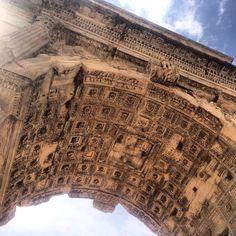 Rome has gorgeous architecture!