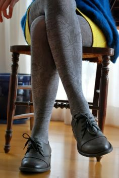 venice stockings and allacciate italian shoes