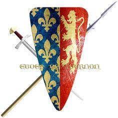 Eudes de Tournon. Sire de Tournon who took the Cross in 1190 to join the third crusade.