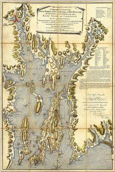 Narragansett Bay and Rhode Island, Gaspée Affair