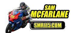 I am Sam Mcfarlane racing a Suzuki with the MSG Racing team. Gsxr 1000, Racing Team, Sticker, Decal, Stickers