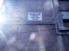 #bucuresti #stradadogarilor #sasapana