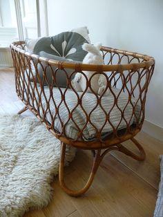 SHELTER: Talking rattan, bassinet