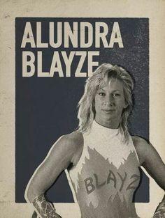 Alundra Blayze