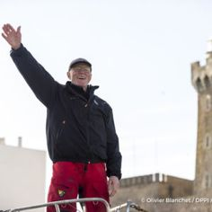 Nándor Fa - Spirit of Hungary - 8th in the Vendée Globe 2016