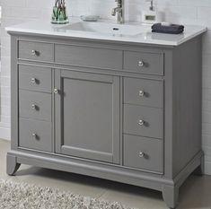 42 White Bathroom Vanity with top. New 42 White Bathroom Vanity with top. 42 Inch Single Sink Bathroom Vanity with Marble top In 42 Inch Vanity, 42 Inch Bathroom Vanity, Cheap Bathroom Vanities, Cheap Bathrooms, Bathroom Vanity Cabinets, Modern Bathroom, Bathroom Ideas, Bathroom Sinks, White Bathrooms