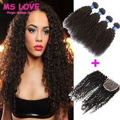 Cheap Human Hair Weft with Closure, Buy Directly from China Suppliers:Virgin…