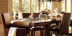 ۷ ایده جذاب وجالب برای تزیین میز غذا