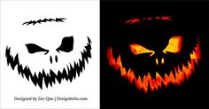 Free-Scary-Halloween-Pumpkin-Carving-Patterns-Stencils-&-Ideas-2014-(6)