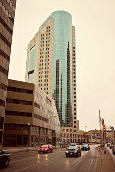 worked in Richardson Buiding -Main Street Winnipeg