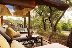 Sanctuary Makanyane Safari Lodge - Bedroom
