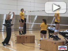 Watch as Coach Bond Shymansky explains and players demonstrate this arm swing technique. Volleyball Drills, Coaching Volleyball, Iowa, Coaches, Basketball Court, Arms, Knowledge, Watch, Sports