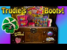 Toy Haul! Shopkins! LPS! The Simpsons! My Little Pony! W/ a Play-Doh Minnie Mintie! Trudie's Booty! - YouTube