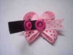 Snap-in dog bow