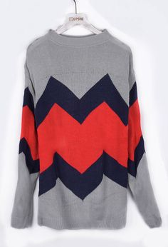 You not only need a super warm sweater in the cold temps but you need a cute one as well!! This sweater checks off all the boxes!!