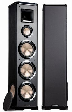 The Acoustech PL-980 Towers use a 3-way design. They have a suggested MSRP of $749/each however they can usually be found online selling for substantially less than that.