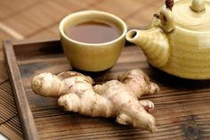 Detox Recipes, Tea Recipes, Home Remedies For Laryngitis, Detox Meal Plan, Nigella Sativa, Ginger Benefits, Health Benefits, Cleanse Your Body, Crunches