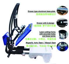 New Design Magnetic Auto Open Heat Press Machine