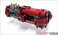 Rey's Speeder Custom type | by seter82