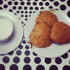 Cookies Integrais by Deborah Garbez no dia 02/07/2015