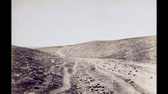 Roger Fenton's photographs from the Crimean War