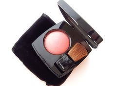Chanel Rose Initiale Joues Contraste Blush Review