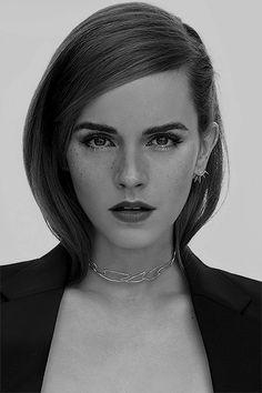 """ewatsondaily: """"Emma Watson photographed by Andrea Carter Bowman """""""