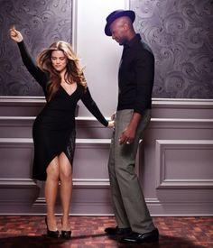 Khloe and Lamar.