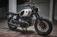 Bmw R65 Boxer Sand | by Motorecyclos