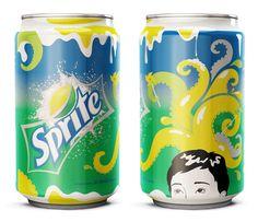 Sprite Soda