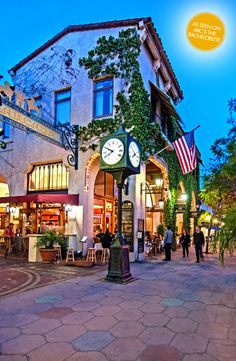 Date on state! Downtown State Street in Santa Barbara, as seen on ABC's The Bachelorette.