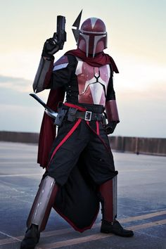 Custom Mandalorian Armor Photography Party Hard Support I realized that for all the hard work I put into my backplates, I have yet to show them off in a picture! For the record, that is not a jetpa...