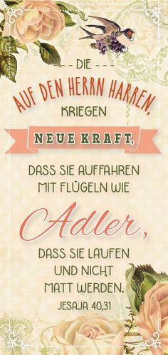 MLZ Die auf den Herrn harren MLZ Who are waiting for the Lord Bible Qoutes, Bible Words, Christian Life, Christian Quotes, Bible Belt, Bible Teachings, Favorite Bible Verses, God Jesus, Quotes About God
