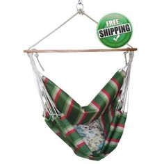 buy hangit  fort fabric swing online in india  hangit  fort fabric swing is an ideal replacement for a cane hanging chair  hangit fabric swings are easy     adeco white outdoor hammock chair  ha0009    hammock chair      rh   pinterest