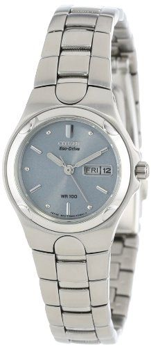Citizen Women's EW3030-50A Eco-Drive Corso Stainless Steel