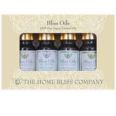 "Organic Essential Oils Aromatherapy Gift Set (inc Eucalyptus, Lavender, Grapefruit & Lemongrass Oil in 0.33oz / 10ml bottles), 100% Organic, Pure & Natural Fragrance, Free e-Book ""A Practical Guide To Essential Oils"", 30 Day Money Back Guarantee The Home Bliss Company http://www.amazon.com/dp/B010N3LFX4/ref=cm_sw_r_pi_dp_ICDbwb1VENTDM"