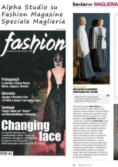 #AlphaStudio F/W Collection on Fashion Magazine! Discover more --> http://flipfashion.clxeurope.com/fashion_magazine/files/mobile/index.html#70   #fw2015 #press #fashion #interview #capsulecollection #cashmere #editorial #preview #knitwear #gauge #yarn #stitch #style #stylish #stylishoutfit #outfit #florence #glam #glamour
