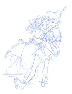 peter and wendy!
