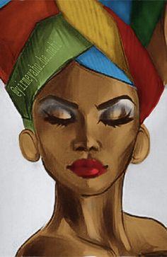 Best 12 why am I here? Black Love Art, Black Girl Art, Arte Black, African Art Paintings, Black Art Painting, Black Art Pictures, Africa Art, African American Art, Female Art