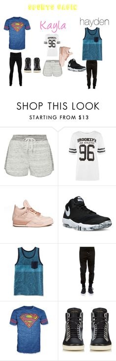 """sports cabin"" by explorer-14484921021 on Polyvore featuring Calvin Klein, WearAll, Hender Scheme, NIKE, Old Navy, Dolce&Gabbana, Bioworld, Yves Saint Laurent and Vivienne Westwood Anglomania"